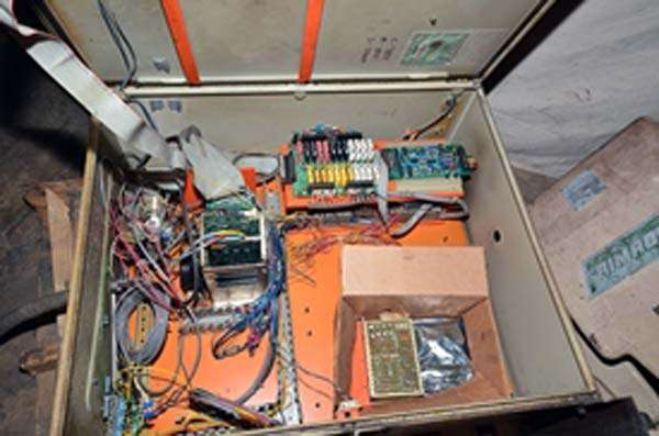 Rimrock 305 Control Panel Only - For Parts