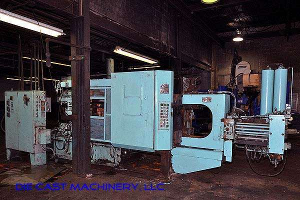 Picture of HPM II-400-A  Horizontal Cold Chamber Aluminum High Pressure Die Casting Machine For Sale DCMP-2488