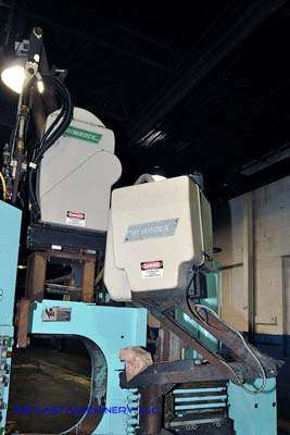 Combination 410 sprayer (47 inch)  and 305 Ladle with Triangle Controls
