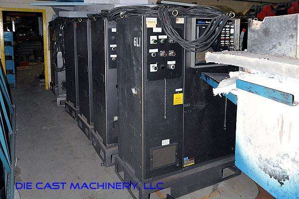 Used Fanuc S 420a Foundry Grade Robot Used Dcm 2516