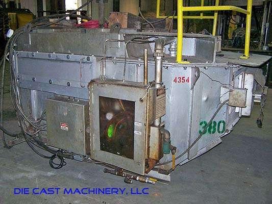 Model 230 S ProDos Dosing Furnace for Aluminum