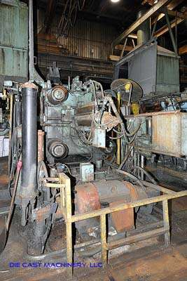 Picture of Prince 836 CCA Horizontal Cold Chamber Aluminum High Pressure Die Casting Machine For Sale DCMP-2542