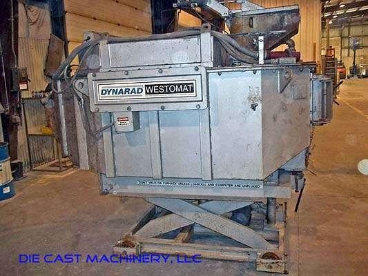Model 90SL DG Dosing Furnace for Aluminum