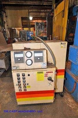 Model F-6026-DX 18 KW Dual Zone Hot Oil Temperature Control Unit