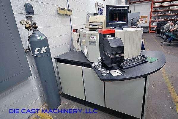 Model DV6 Spectrometer DCM 2626