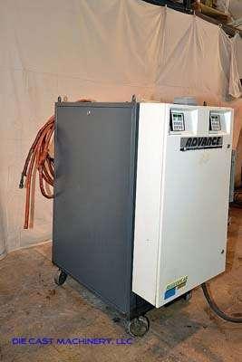 Dual Zone, 12 KW per zone, Hot Oil Temperature Control Unit