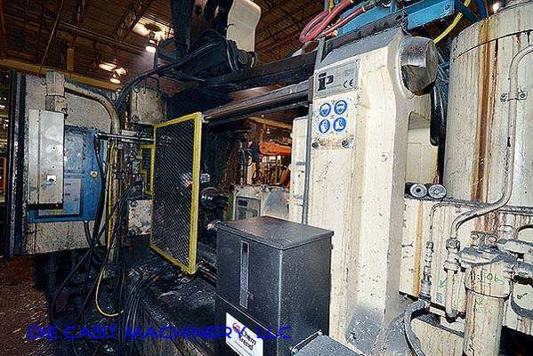 Picture of Italpresse IP-750 SC Horizontal Cold Chamber Aluminum High Pressure Die Casting Machine For Sale DCMP-2630