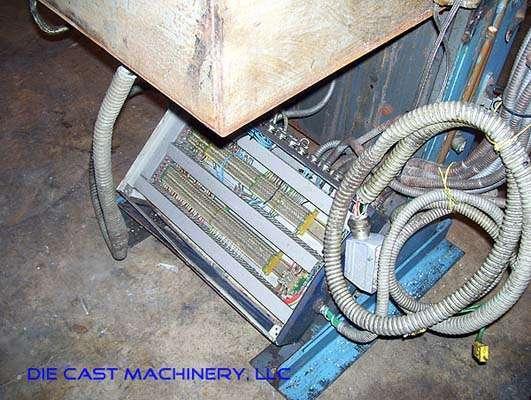 Used Dynacast MK-III-IB 22 Multi-slide Hot Chamber Die Cast