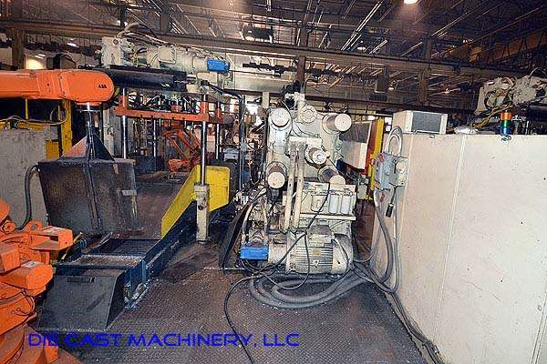 Picture of Italpresse IP-750 SC Horizontal Cold Chamber Aluminum High Pressure Die Casting Machine For Sale DCMP-2639