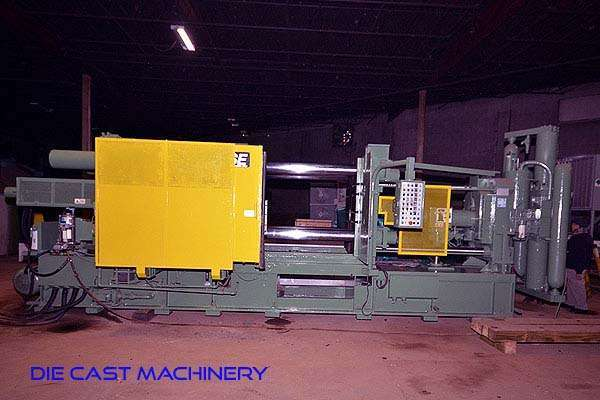 Picture of Italpresse IP-750 Horizontal Cold Chamber Aluminum/Magnesium Capable High Pressure Die Casting Machine For Sale DCMP-2642