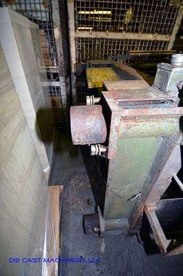 Used Metal Mechanics 50 Ton Hydraulic Trim Press For Sale Dcm 2644