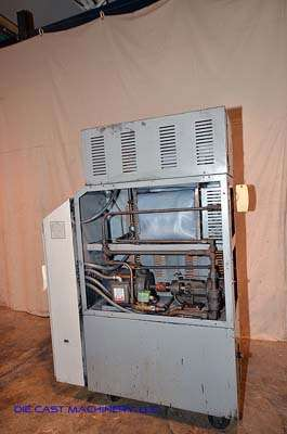Picture of Mokon Single Zone Portable Hot Oil Process Heater Temperature Control Unit DCMP-2657