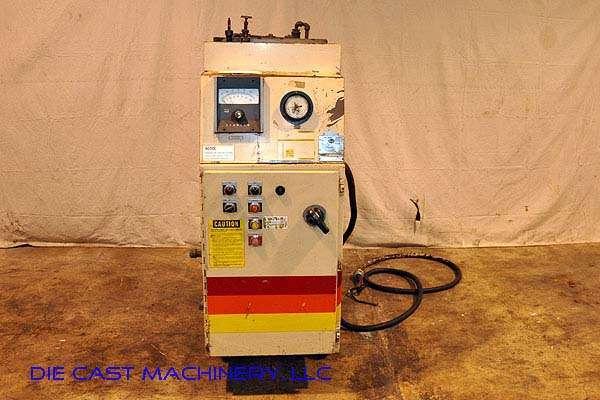 Model F6016DX 24 kw Single Zone Hot Oil Temperature Control Unit