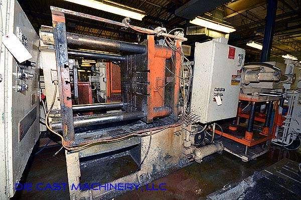 35 ton Four Post Horizontal Trim Press