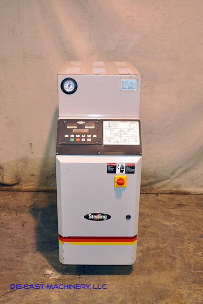 Picture of Sterlco Hot Oil Heater unit with Cooling Circuit DCMP-2742