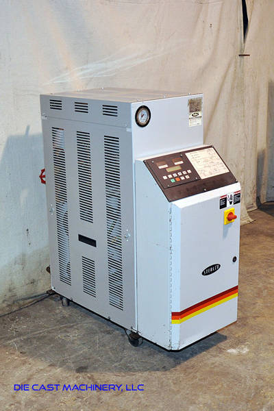Picture of Sterlco Hot Oil Heater unit with Cooling Circuit DCMP-2743