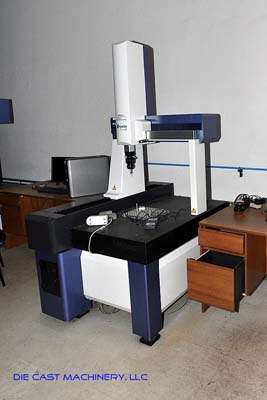 Crysta-Apex C574 Coordinate Measuring Machine (CMM) New in 2005 with PH10T Probe