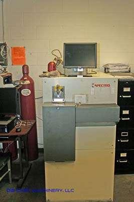 Model LAVFA00B spectrometer