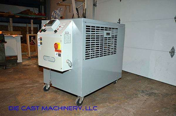 Model 311-152 Iceman Single Zone 18 KW Portable Heater / Chiller New in 2001