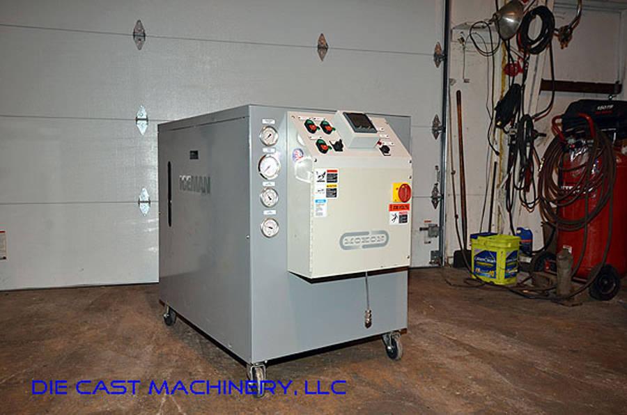 Used Mokon Model 311-152 Iceman Portable Heater Chiller Temperature Control System DCM 2857