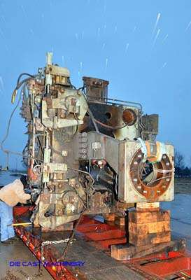 Picture of Ube UB 1650 G Horizontal Cold Chamber Aluminum High Pressure Die Casting Machine For Sale DCMP-2859
