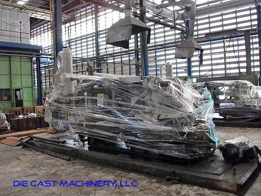 Picture of Toshiba DC250J-S Horizontal Cold Chamber Aluminum High Pressure Die Casting Machine For Sale DCMP-2906
