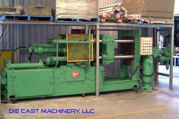 Picture of Weingarten GDK200 Horizontal Cold Chamber Aluminum High Pressure Die Casting Machine For Sale DCMP-2918