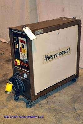 Robatherm Single Zone Hot Oil  Die Temperature Control Unit