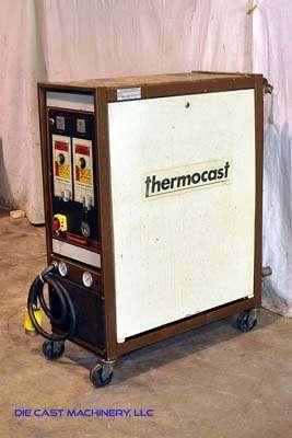 Robatherm Dual Zone Hot Oil  Die Temperature Control Unit