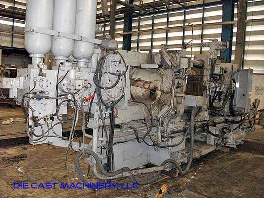 Picture of Toyo Machinery BD-350V5 Horizontal Cold Chamber Aluminum High Pressure Die Casting Machine For Sale DCMP-2976