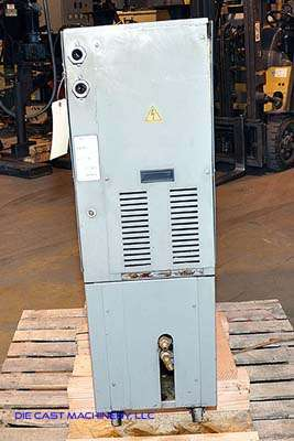Picture of Mokon Single Zone Portable Hot Oil Process Heater Temperature Control Unit DCMP-3041