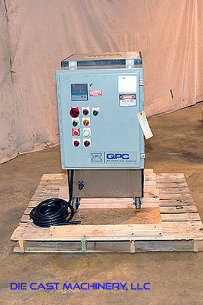 Used Prince QPC Die Temperature Control Unit For Sale Die Cast Machinery LLC Second Hand DCM 3042