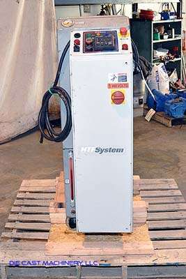 Picture of Mokon H44112 Single Zone Portable Hot Oil Process Heater Temperature Control Unit For Sale DCMP-3043