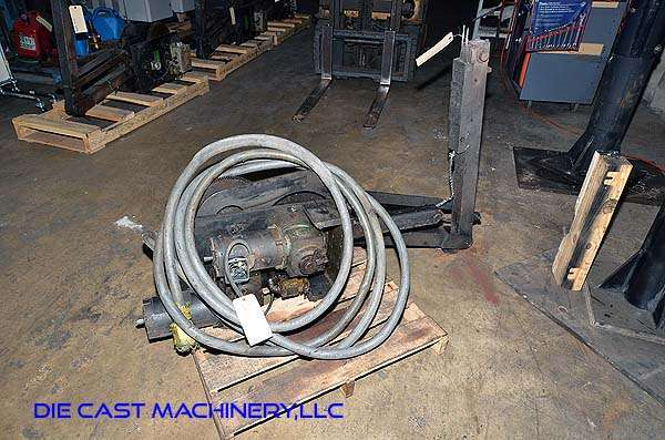 Picture of Rimrock 305-80 Multi-Link Automatic Ladle for Non-Ferrous Aluminum and Brass Die Casting and Foundry Operations For Sale DCMP-3097