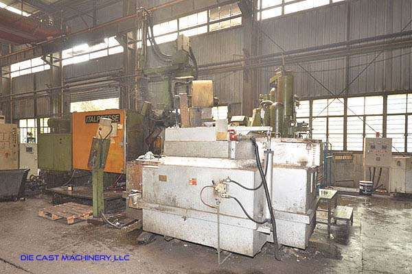 Picture of Italpresse IP/750-SC Horizontal Cold Chamber Aluminum/Magnesium Capable High Pressure Die Casting Machine For Sale DCMP-3102