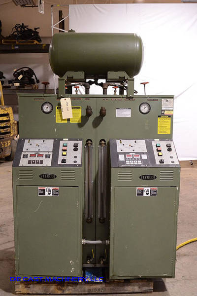 Picture of Sterlco Dual Zone Hot Oil Heater Unit DCMP-3108