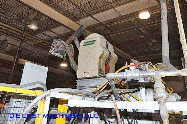 Picture of Rimrock 410 Multi-Link Automatic Reciprocating Die Lubrication Sprayer for Die Casting and Foundry Operations For Sale DCMP-3181
