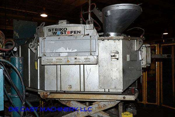 Picture of Striko Westofen W 900 SL ProDos Low Energy Electric Heated Aluminum Holding and Dosing Furnace For Sale DCMP-3198