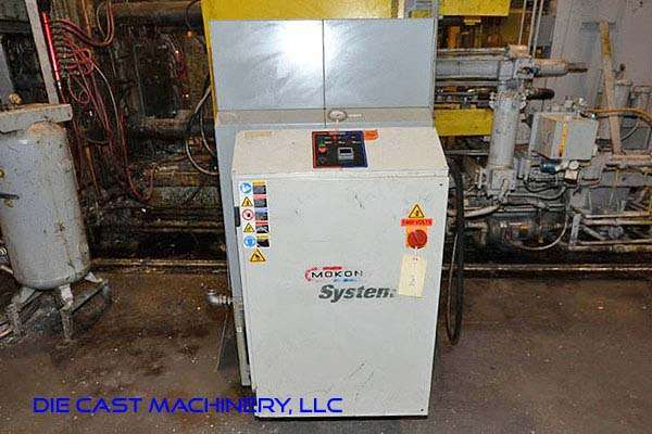 Picture of Mokon H54148Z6 Single Zone Portable Hot Oil Process Heater Temperature Control Unit For Sale DCMP-3240
