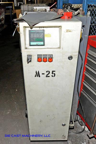 Picture of Regloplas 90XL Single Zone Portable Hot Water Process Heater Temperature control Unit For Sale DCMP-3249