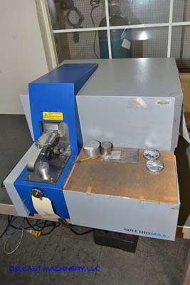 Picture of Spectro Analytical Spectromaxx LMF04 Metal Analytic Spectrometer For Sale DCMP-3255