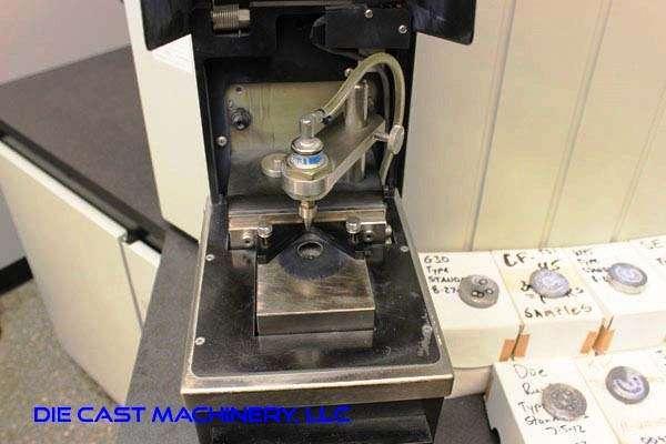 Picture of Baird DV-6 Spectrometer Pb (lead) baseline element For Sale DCMP-3291
