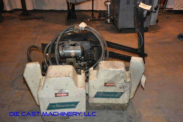 Picture of Rimrock 305 Combination Automatic Ladle & Reciprocating Die Sprayer Package For Sale DCMP-3297