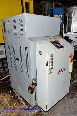 Picture of Mokon H54148Z6 Single Zone Portable Hot Oil Process Heater Temperature Control Unit For Sale DCMP-3298