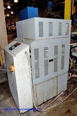 Picture of Mokon Single Zone Portable Hot Oil Process Heater Temperature Control Unit DCMP-3298