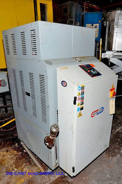 Picture of Mokon Model H54148Z6 Single Zone Hot Oil Heater Unit For Sale DCM-3298