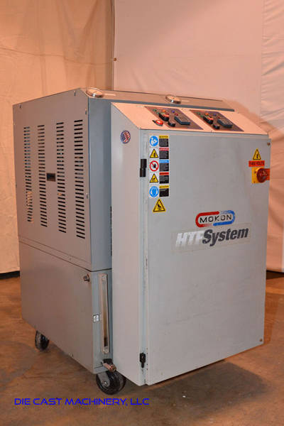 Picture of Mokon Hot Oil Heater unit with Cooling Circuit DCMP-3311