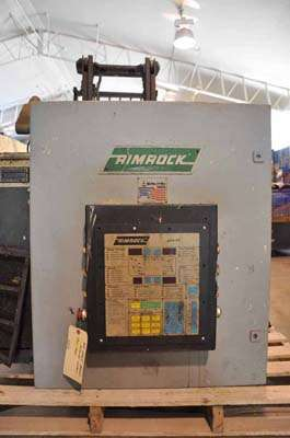 Control Panel ONLY - For Rimrock 305 Ladle