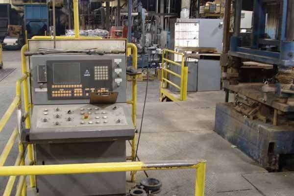 Used Kurtz AL 13-13 TC 1313 Low Pressure Aluminum Die Cast