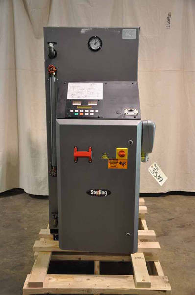 Picture of Sterlco M2B 2016-UO Single Zone Portable Hot Oil Process Heater Temperature Control Unit For Sale DCMP-3539